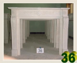 Classical fireplaces